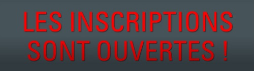 Inscriptions RobAFIS ouvertes